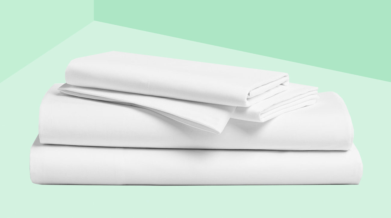 Real Simple Home Cozy Bed Sheets from Brooklinen