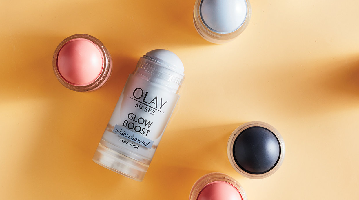 Tout: Olay Clay Stick Masks (1018BPS)