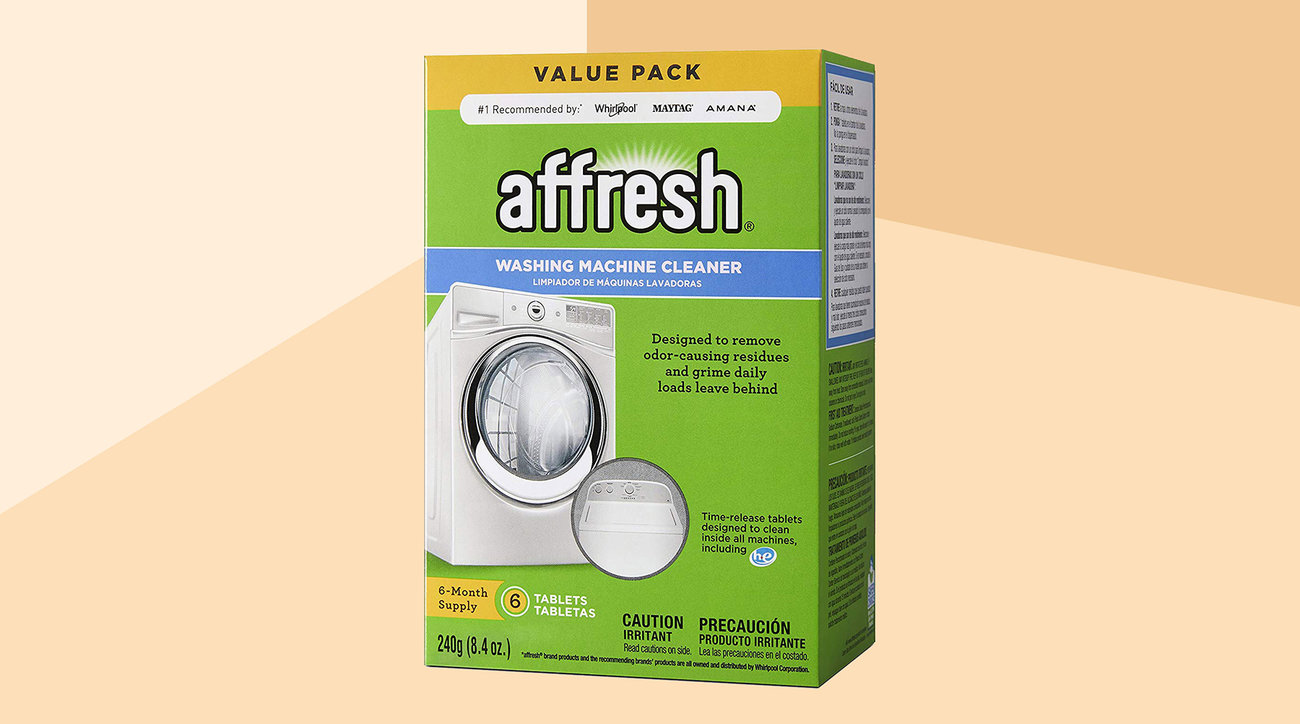 Affresh Washer Machine Cleaner Tablets