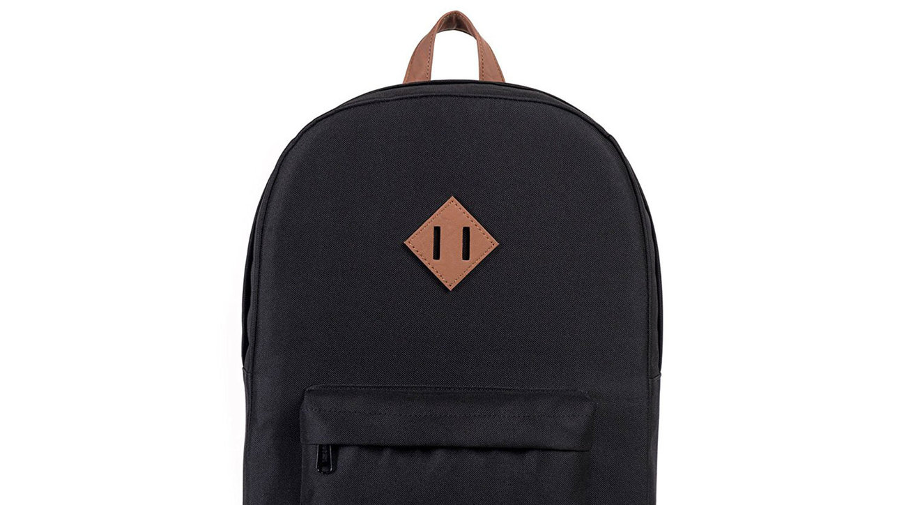 Herschel Supply Co. Heritage Backpack in Black