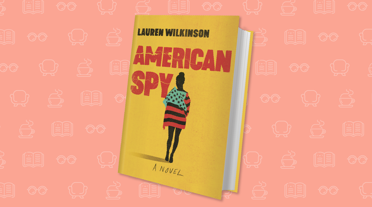 Cover of American Spy, by Lauren Wilkinson
