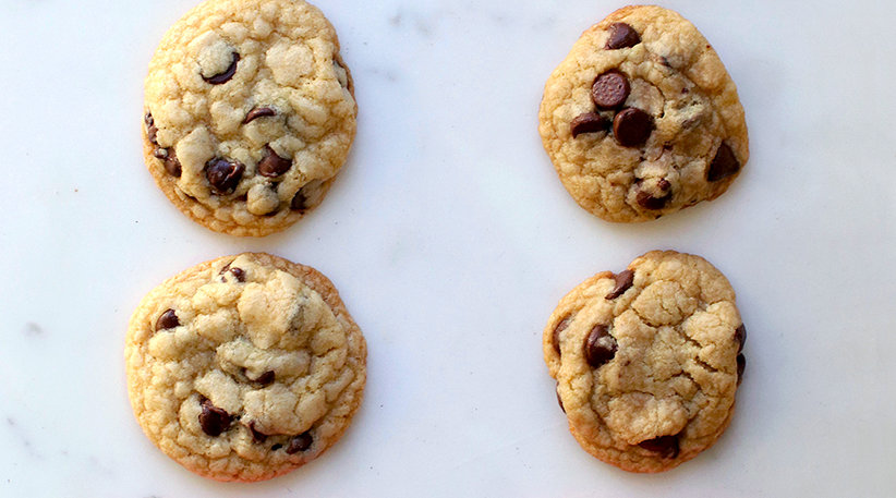 Does Refrigerating Cookie Dough Make A Better Cookie Real Simple