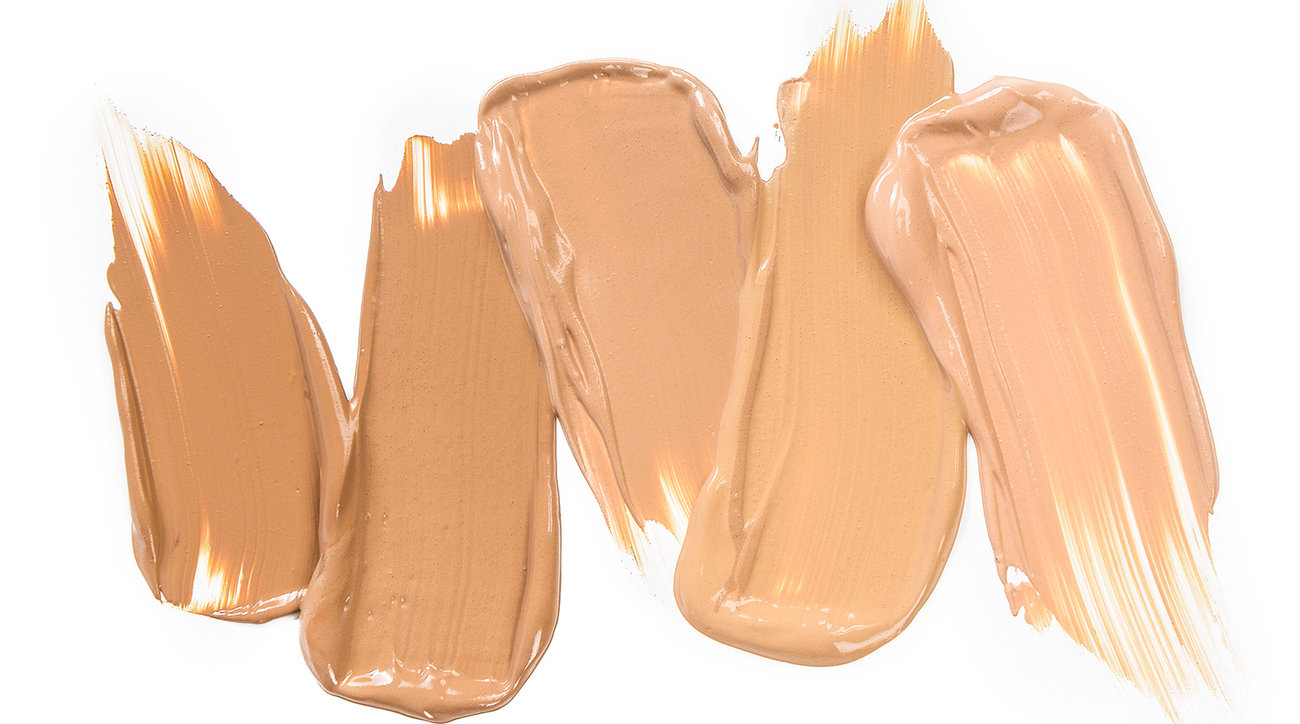 Foundation Swatches