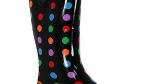 Western Chief New Dots Rain Boots