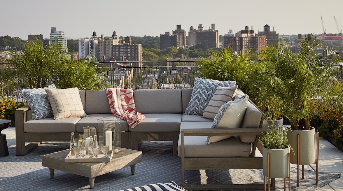Real Simple Home Terrace