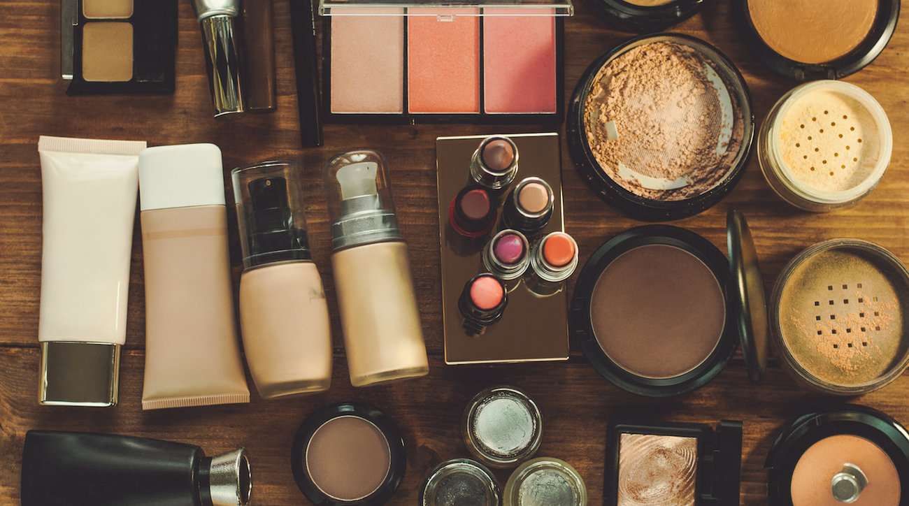 It's Time to Spring Clean and Throw Out Beauty Products You Don't Use