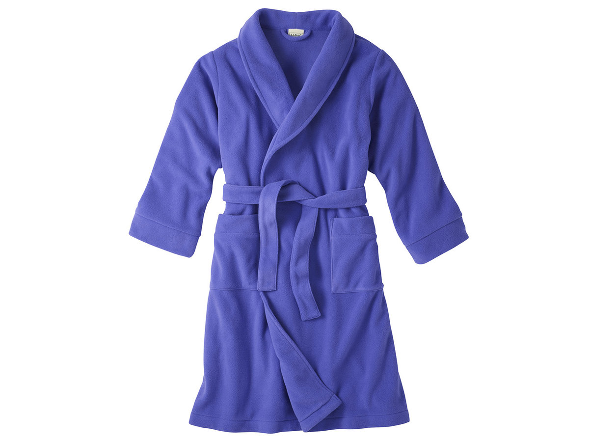 dc5d01c30e Monogrammed Kids  Fleece Robe