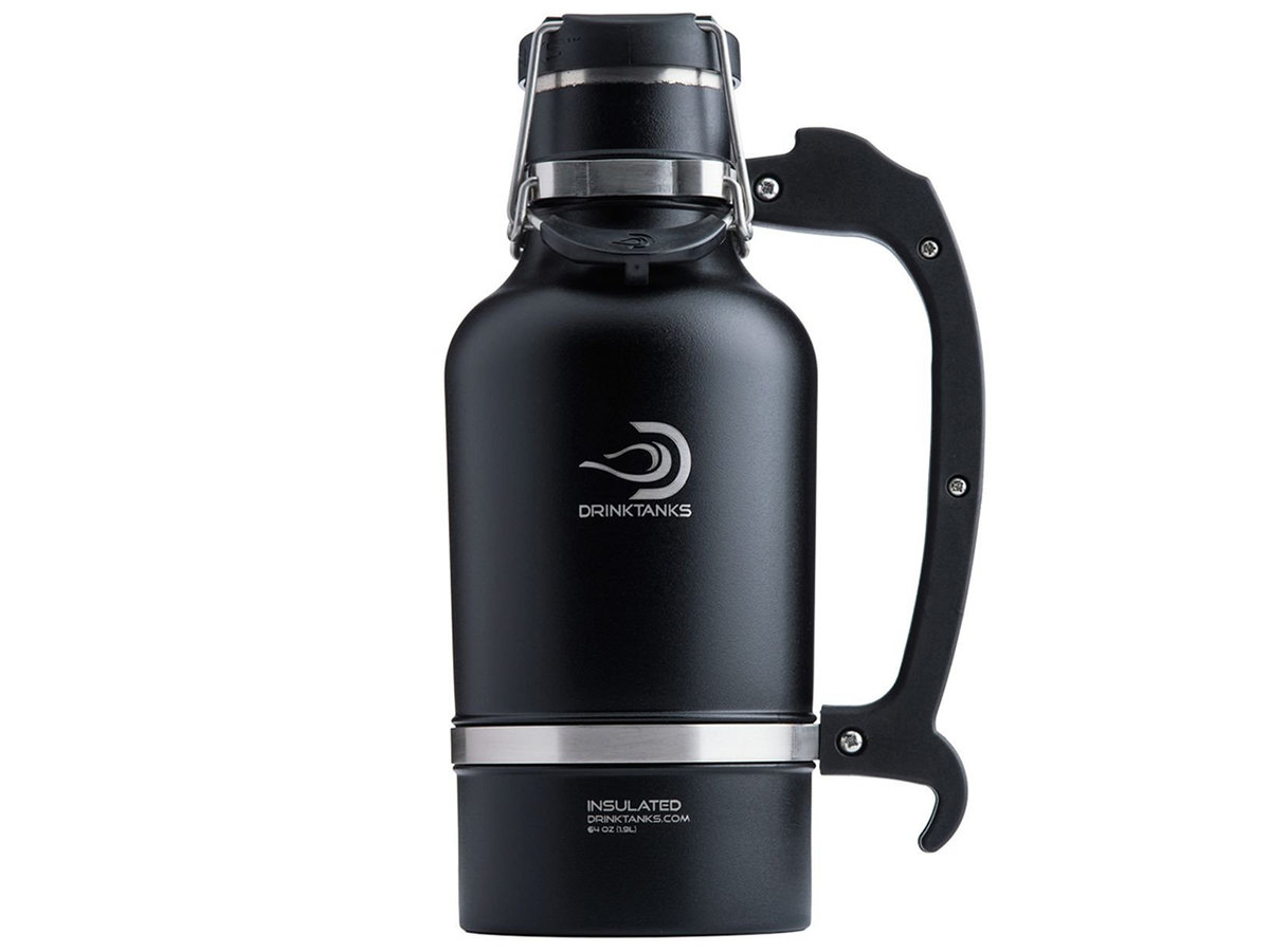 Gift Ideas for Men: Drink Tanks Growler
