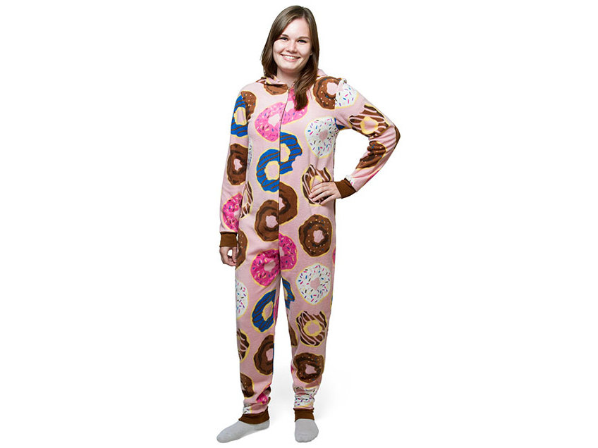 Good White Elephant Gifts: Donut Onesie