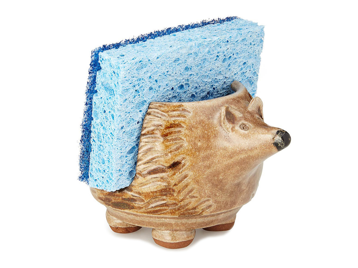 Hedgehog Sponge Holder