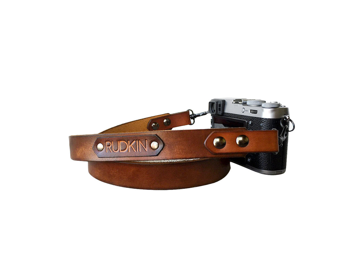 christmas gifts for brother leather camera strap