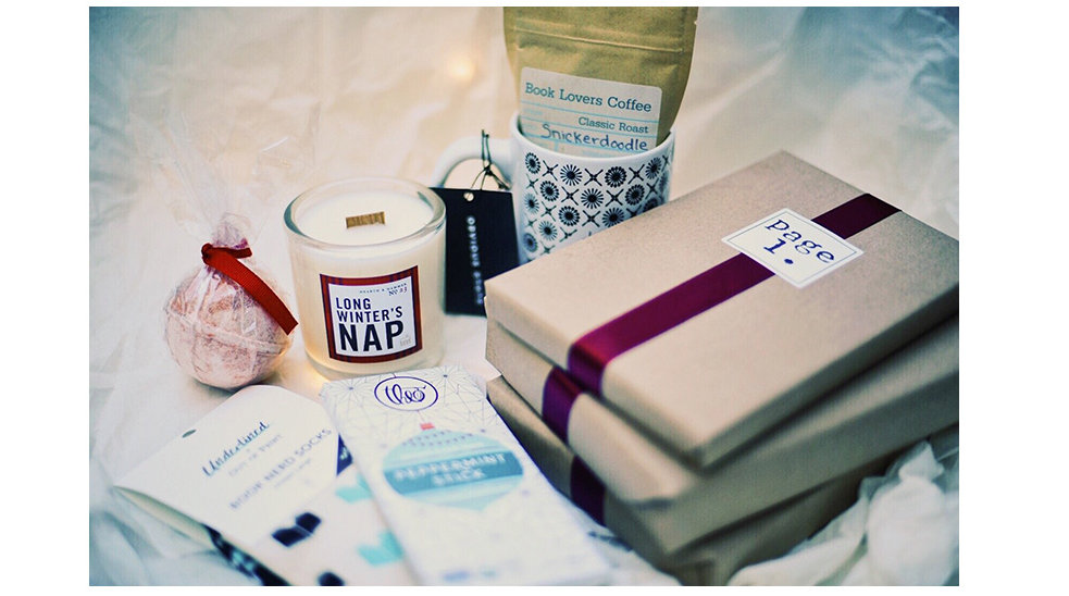 Gifts for Book Lovers: Cozy Reader Bundle Gift Box