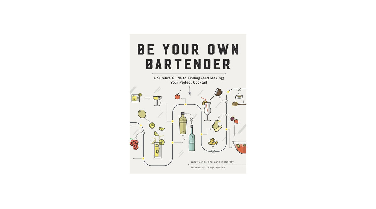 Gifts For Brother Be Your Own Bartender
