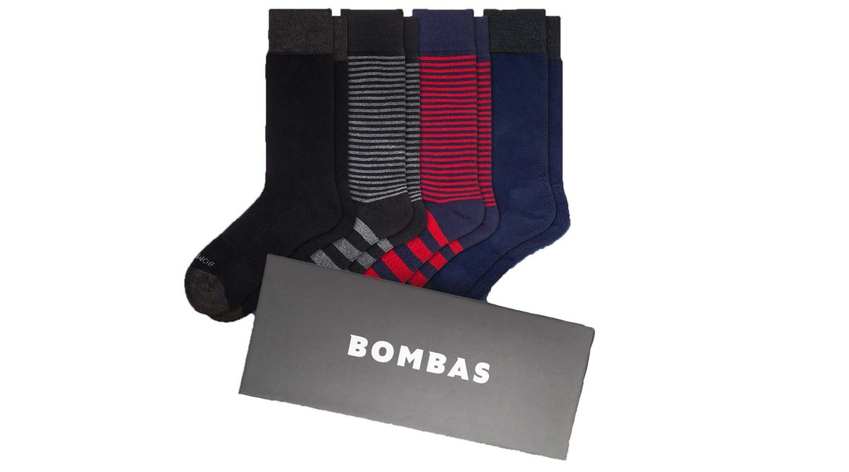 Valentine Gifts for Him: Bombas Socks