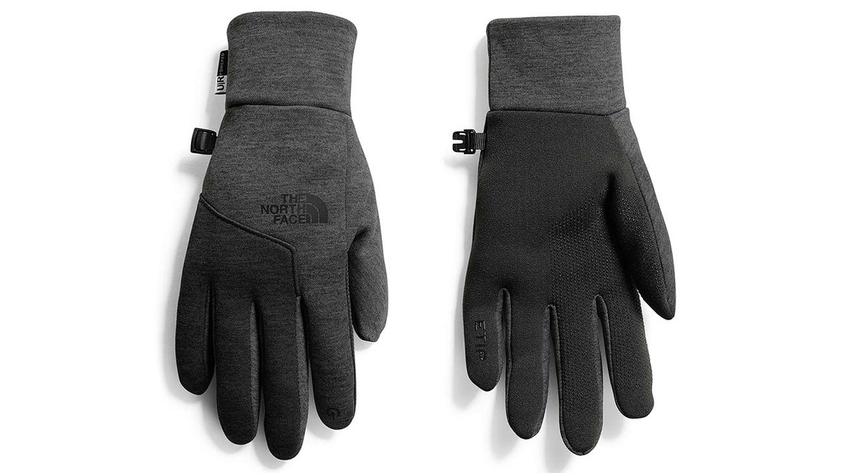 North Face Touchscreen Gloves