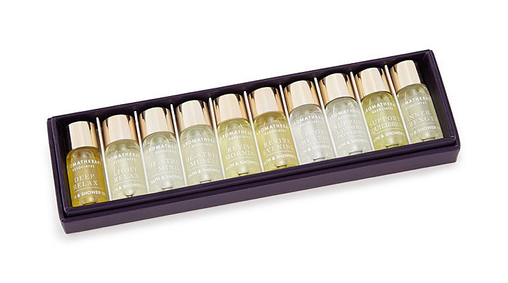 Valentines Day Ideas for Her: Essential Oil Collection