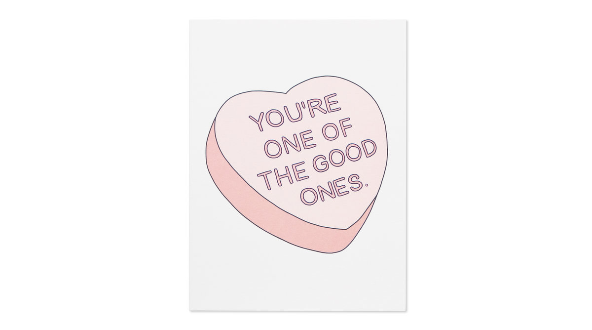 Fall in Love With These 9 Cute Valentine's Day Cards