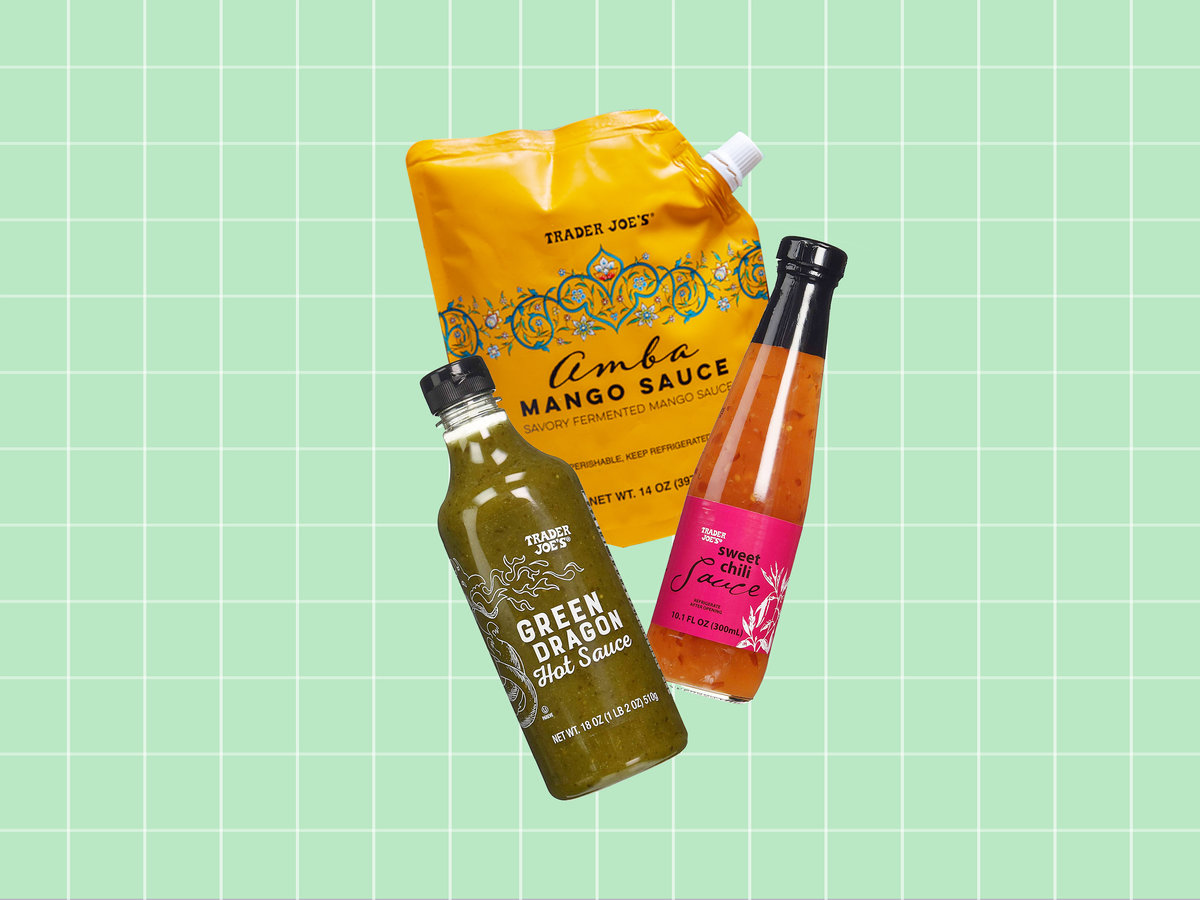 5 Trader Joe's Sauces That Will Transform Even The Most Basic Dishes