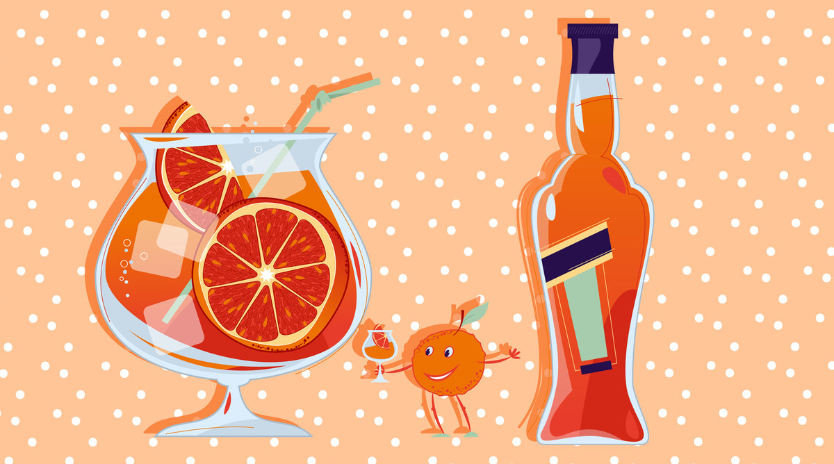 The Secret to Making an *Actually* Delicious Aperol Spritz is Simple