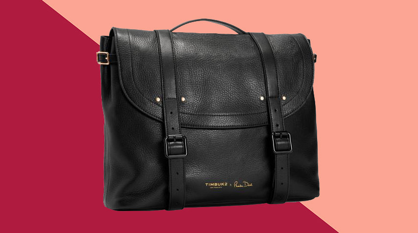 Best Christmas gifts for 2019 - top gifts of the year; timbuk2 leather satchel backpack