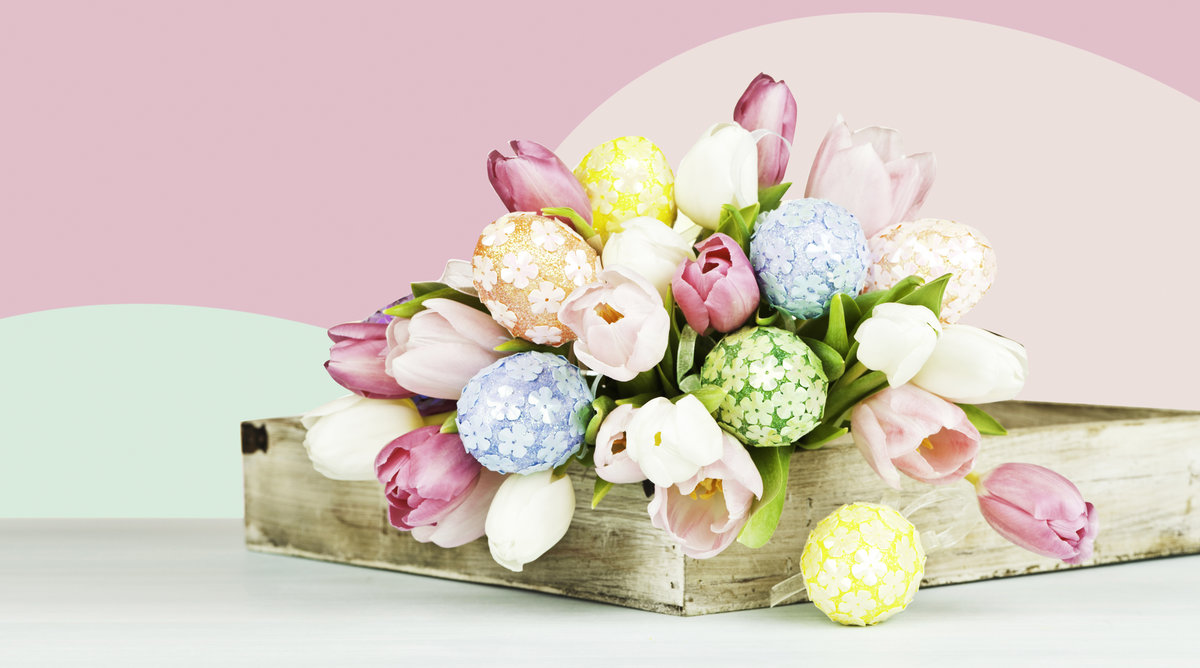 Easter Centerpieces That Will Complete Your Party Table