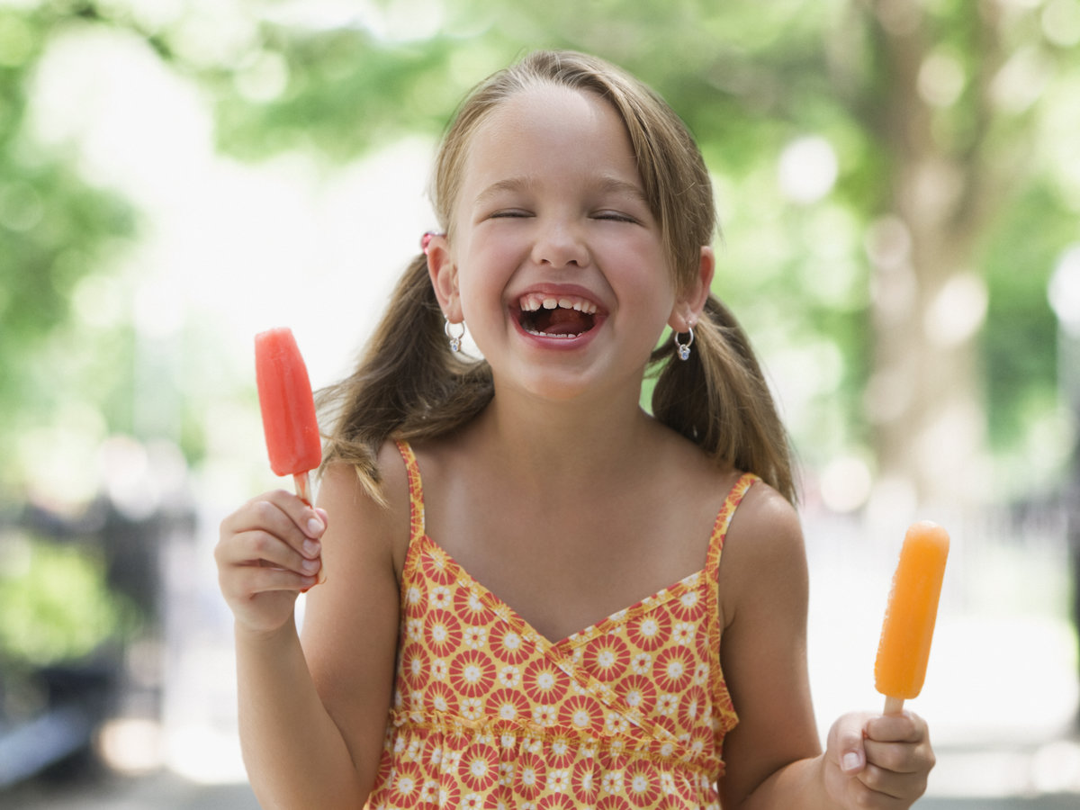 Quick Summer Snack Ideas for Kids