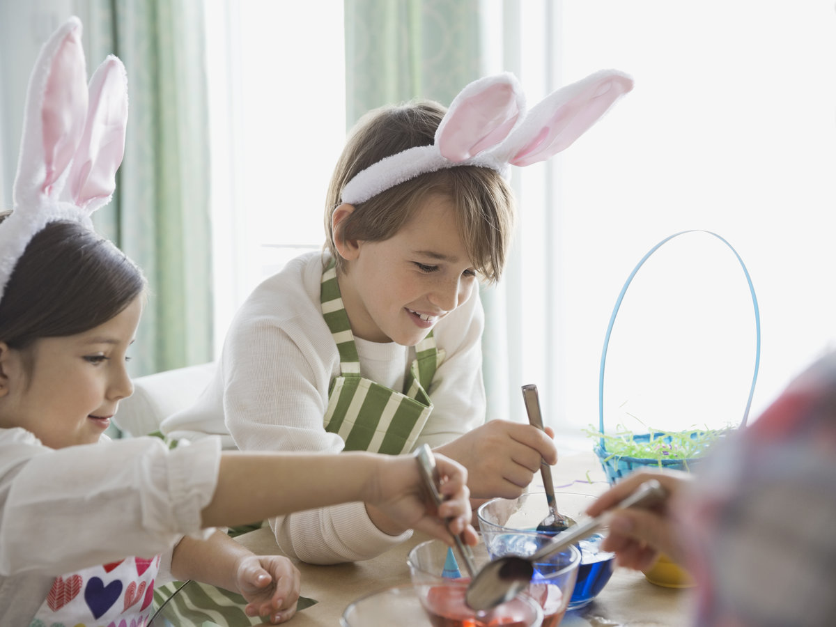 Terrific Tips for a Successful Easter Egg Hunt