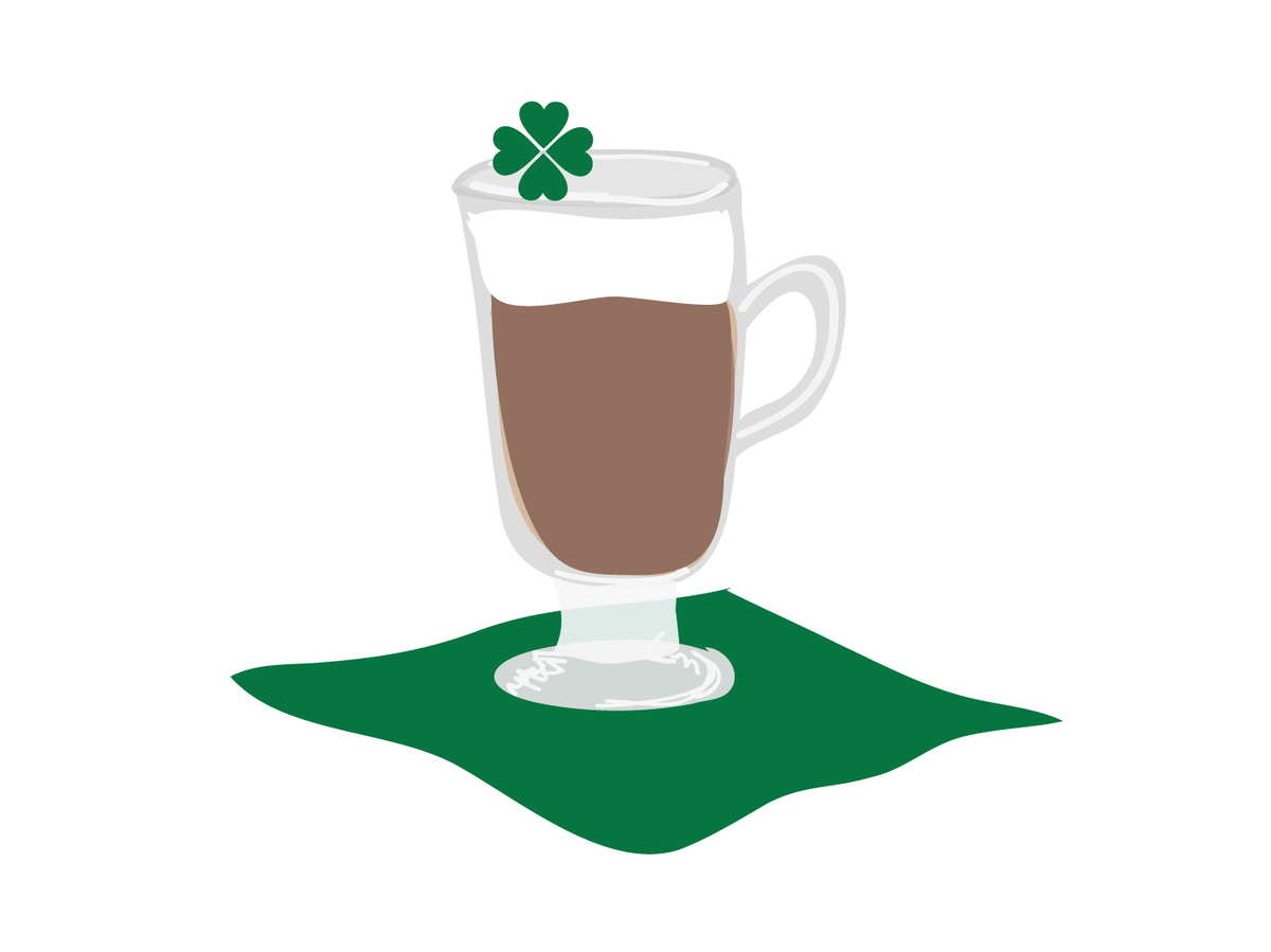 How to Make Irish Coffee—in 4 Simple Steps