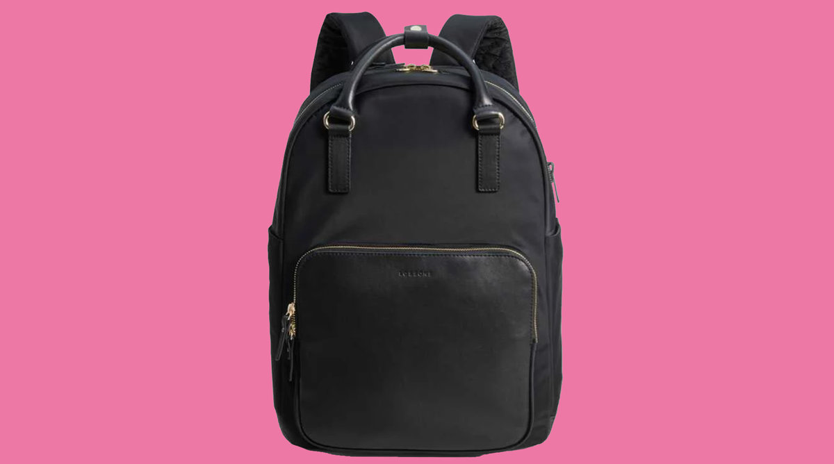 Lo & Sons The Rowledge Backpack Lead