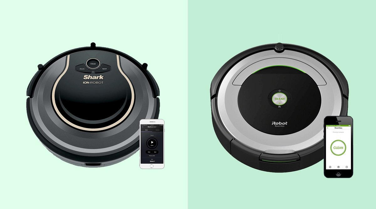 Roomba vs Shark: I Tested 2 Affordable Robot Vacuums, And ... - photo#11