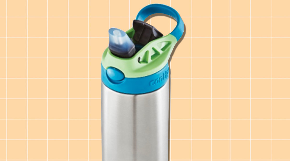 Contigo Just Announced a Recall of Over 5.7 Million Kids Water Bottles—Here's What You Should Know