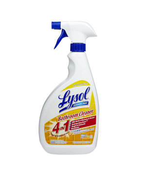 best powerhouse all purpose lysol bathroom cleaner - Best Bathroom Cleaning Products