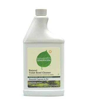 best for bowls seventh generation natural toilet bowl cleaner - Best Bathroom Cleaning Products