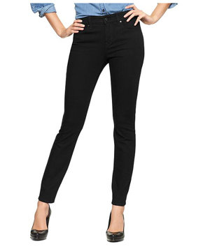 Gap 1969 Curvy Skinny Black Jeans | 8 Best Jeans for Women | Real ...