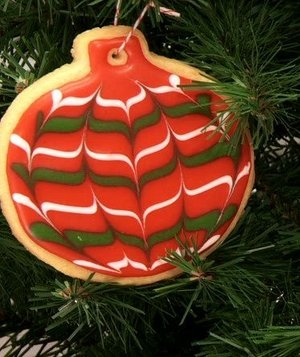 Strange Holiday And Christmas Cookie Decorating Ideas Real Simple Easy Diy Christmas Decorations Tissureus