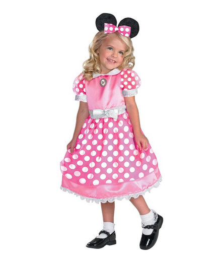Minnie Mouse Clubhouse Minnie Toddler/Child Costume