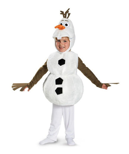 Frozen Deluxe Olaf Infant/Toddler Costume