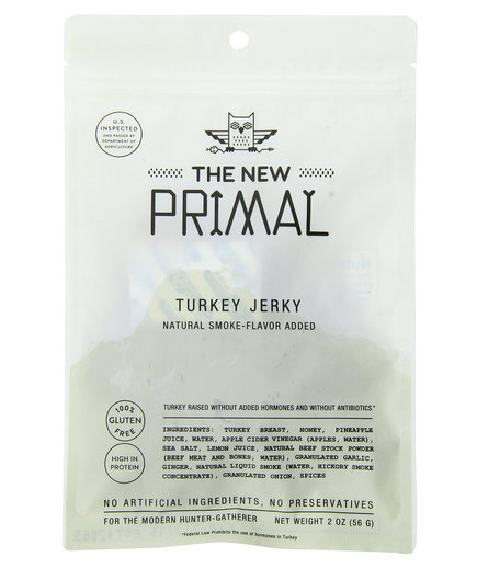 The New Primal Turkey Jerky