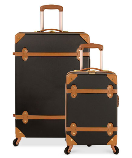 Diane von Furstenburg Adieu Hardside Spinner Luggage