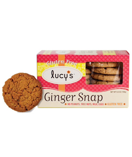 Dr. Lucy's Ginger Snap