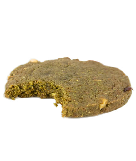 Honey and Soul Matcha Hazelnut Cookie