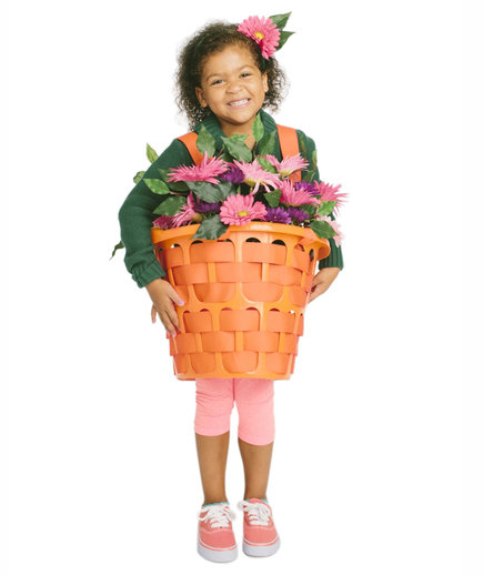 The Costume: Blooming Flowerpot