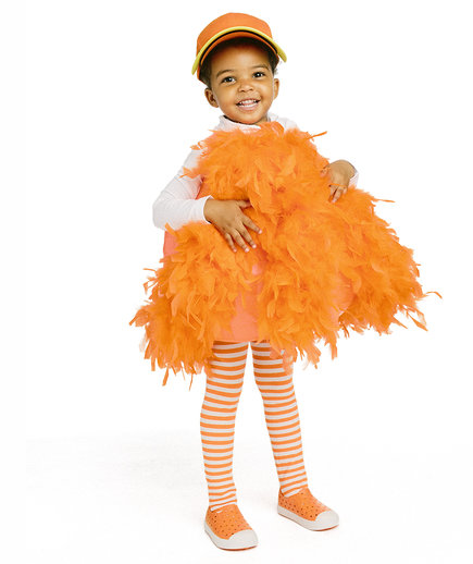 The Costume: Little Birdy