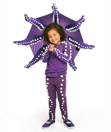 The Costume: Octopus