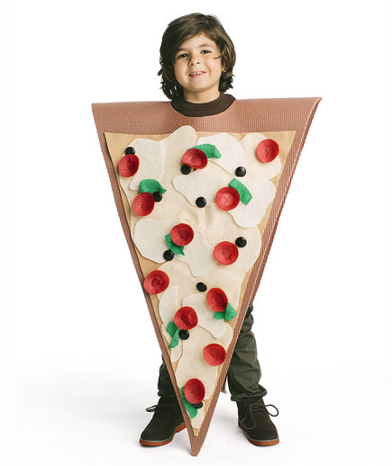 The Costume: Slice of Pizza