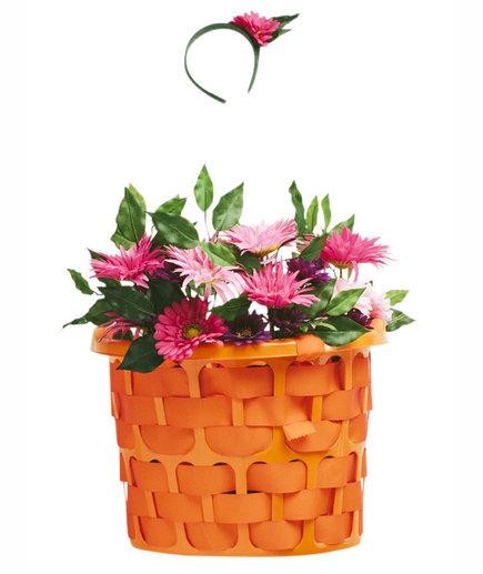 The How-To: Blooming Flowerpot