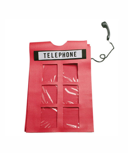 The How-To: British Telephone Booth