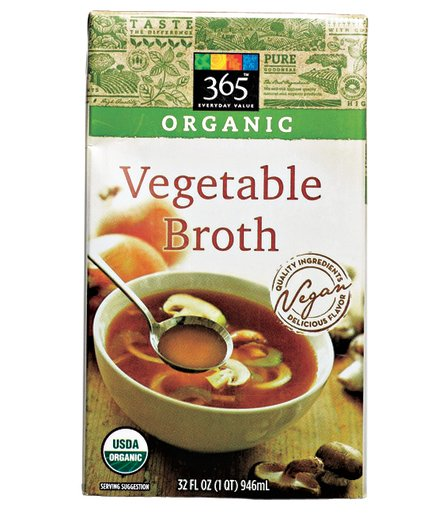 365 Organic Vegetable Broth
