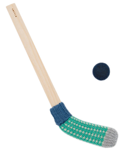 First Hockey Stick