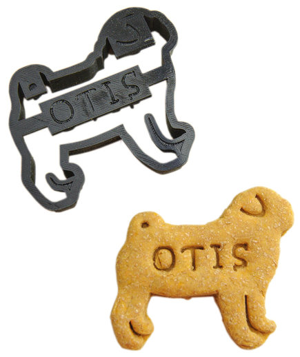 Dog Paw Cookie Cutters